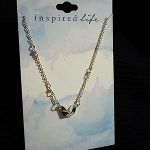 Inspired Life Fortune Cookie Necklace
